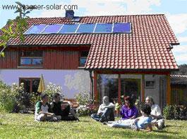 Individuelle Solaranlagen für Ihr Dach
