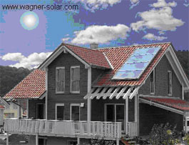 Solartechnik spart Geld